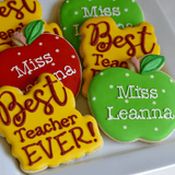 Thank You Cookies | Best Educator Ever!