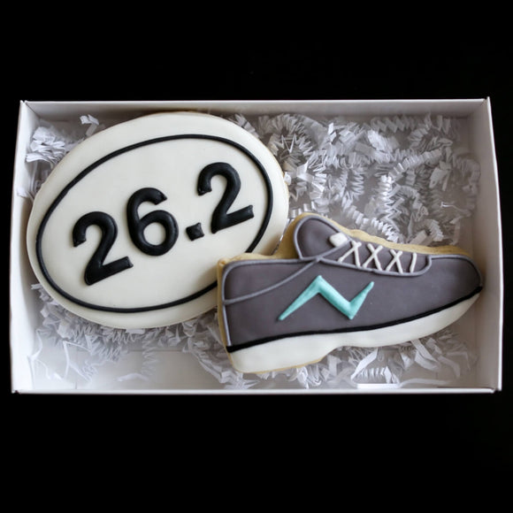 Full Marathon! | Decorated Marathon Cookies | Southern Sugar Bakery