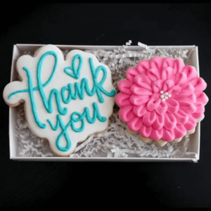 Custom Cookies - Thank You | Simply Sweet! - Southern Sugar Bakery