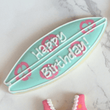 Happy Birthday | Surf's Up Girls! - Southern Sugar Bakery
