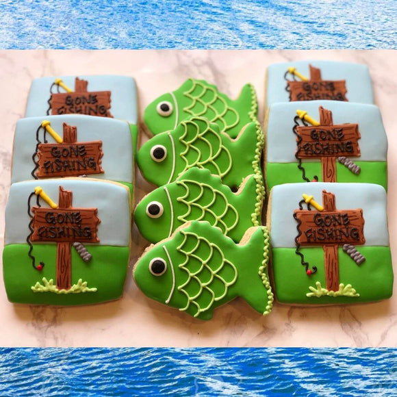 Gone Fishin'! - Southern Sugar Bakery