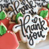 Thank You Cookies | Educators are Awesome!