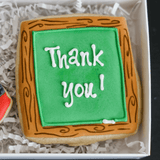Thank You Cookies  | Teacher! - Southern Sugar Bakery