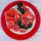 Custom Cookies - Birthdays | Bowtique Beauty - Southern Sugar Bakery
