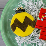 Custom Cookies - Christmas Duo | Good Grief - Southern Sugar Bakery