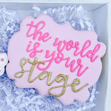 Custom Cookies - Better Together Collection | Shine On, Tiny Dancer - Southern Sugar Bakery