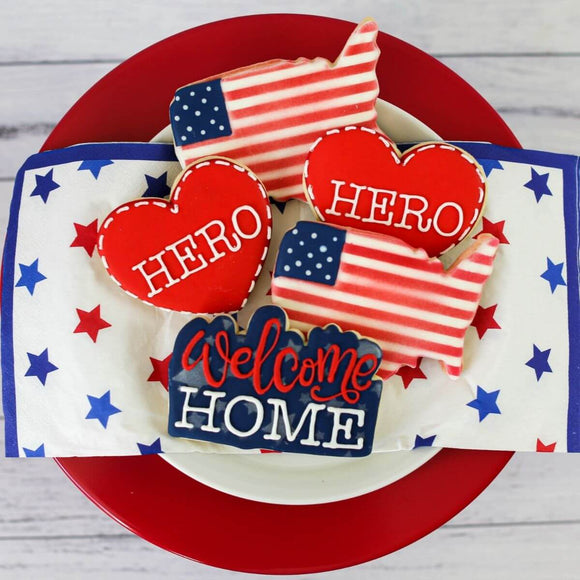 Military Collection | Welcome Home, Hero