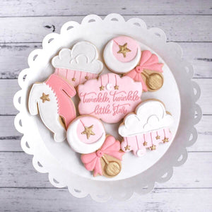 Baby Events- Pink Twinkle Twinkle