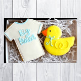 Custom Cookies - Big Brother! - Southern Sugar Bakery