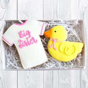 Custom Cookies - Big Sister! - Southern Sugar Bakery