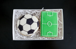 Custom Cookies - GOAL!!! - Southern Sugar Bakery