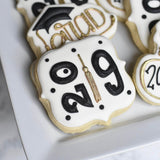 Today is the Day! | Decorated Graduation Cookie | 2019 Cookie