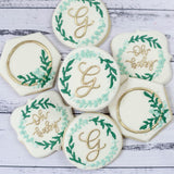 Custom Cookies - Baby Events | Oh Baby, How We Love You - Southern Sugar Bakery