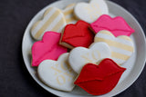 Custom Cookies - XOXO Love You! - Southern Sugar Bakery