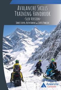 Avalanche Skills Training Handbook — Sled Version