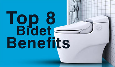 Top 8 Bidet Benefits
