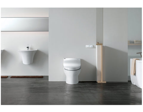 Terrific Bidetgenius Shop And Compare The Best Bidet Toilet Seats Gmtry Best Dining Table And Chair Ideas Images Gmtryco