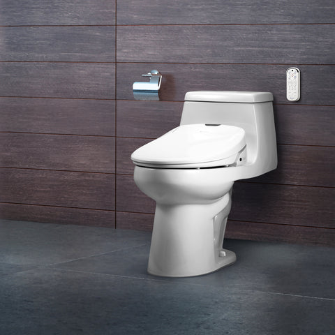 Incredible Brondell Swash 1400 Bidet Seat W Remote Andrewgaddart Wooden Chair Designs For Living Room Andrewgaddartcom
