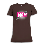 Ladies Short Sleeve T-Shirt 'World's best mom'