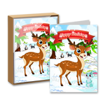 Happy Holidays Boxed Greeting Cards