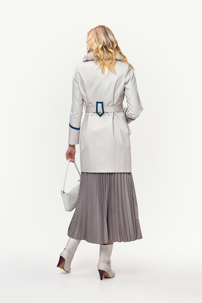 Les Swiss -  All Weather Trench
