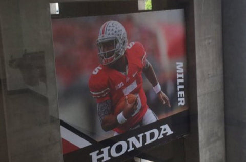 Braxton Mill Honored at Ohio State University