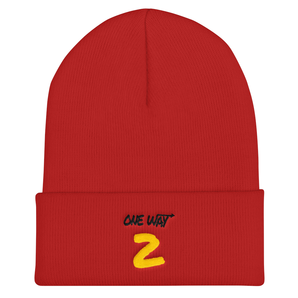 One Way V2 Beanie