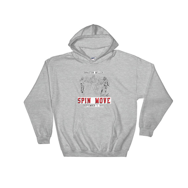 Spin Move Hoodie