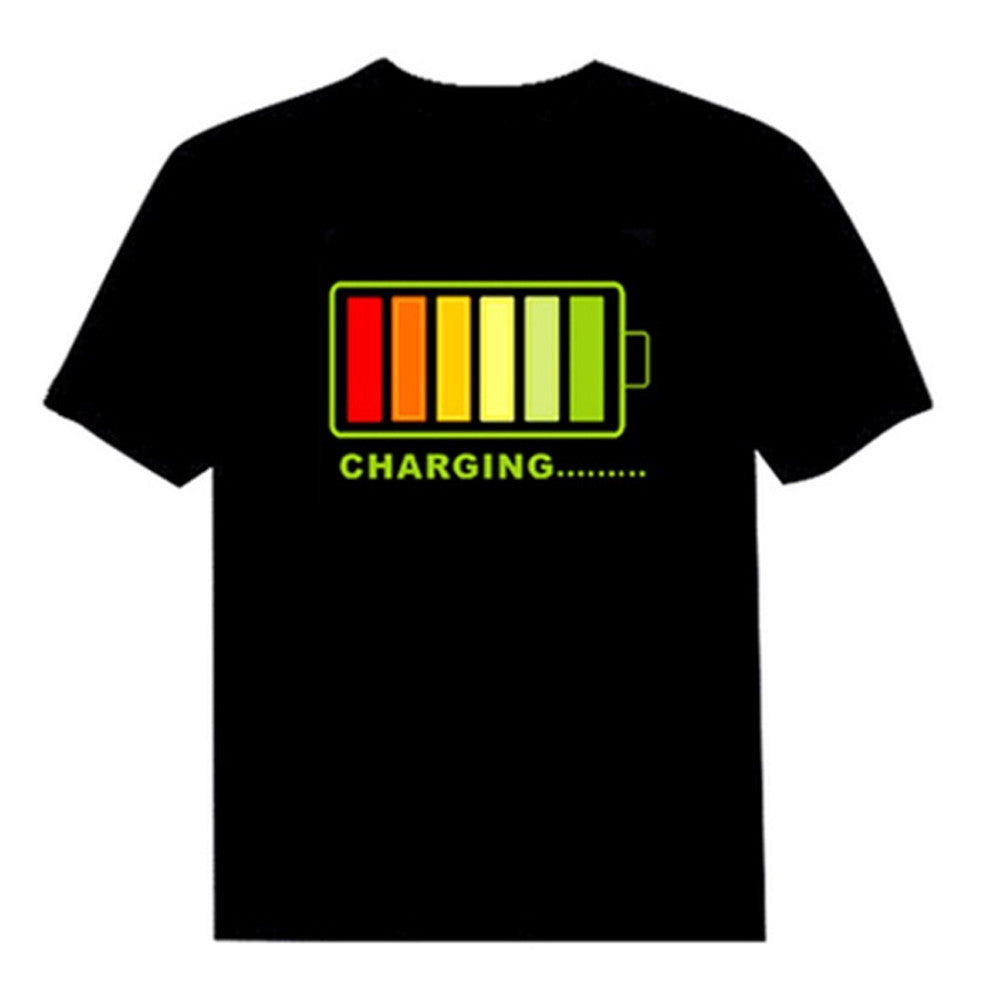 LIMITED EDITION CHARG1NG ELECTRIC SHIRT: