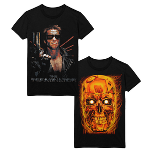 The Terminator: T-Shirt 2 Pack