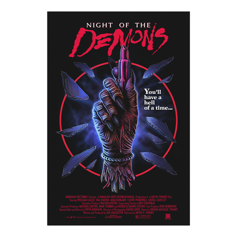 Night of the Demons: 30th Anniversary Poster (24x36)