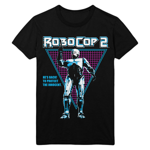 Robocop 2: Back to Protect T-Shirt