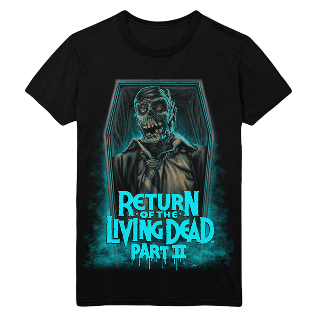 Return of the Living Dead Part II: Casket Corpse T-Shirt