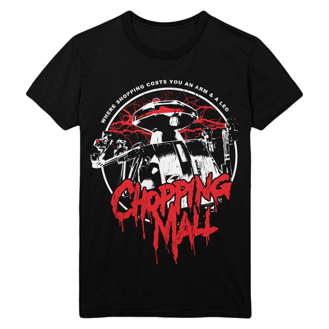 Chopping Mall: Chopping Spree T-Shirt