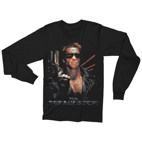 The Terminator: Classic - Long Sleeve T-Shirt