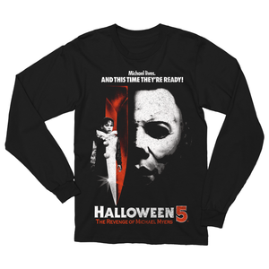 Halloween 5: Classic - Long Sleeve T-Shirt