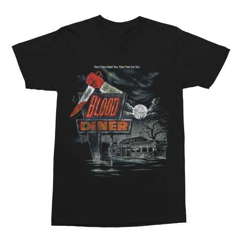 Blood Diner: Classic T-Shirt