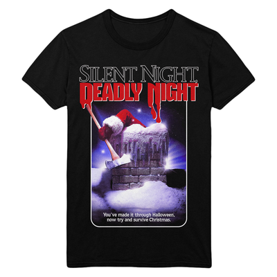 Silent Night Deadly Night T-Shirt