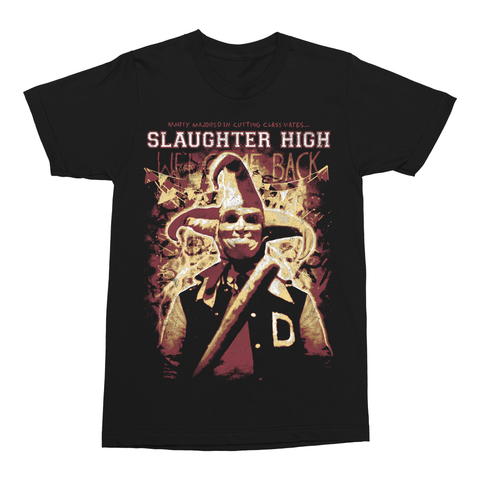 Slaughter High: Cutting Classmates T-Shirt