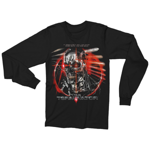 The Terminator: Endoskeleton - Long Sleeve T-Shirt