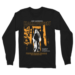 Halloween: Faux 70s Style Poster - Long Sleeve T-Shirt