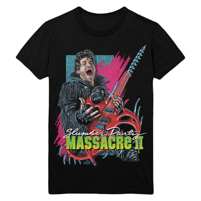 Slumber Party Massacre II: Thrills, Chills, and Guitar Drills T-Shirt
