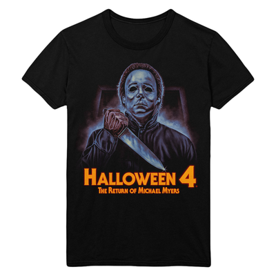 Halloween 4: The Shape Returns T-Shirt