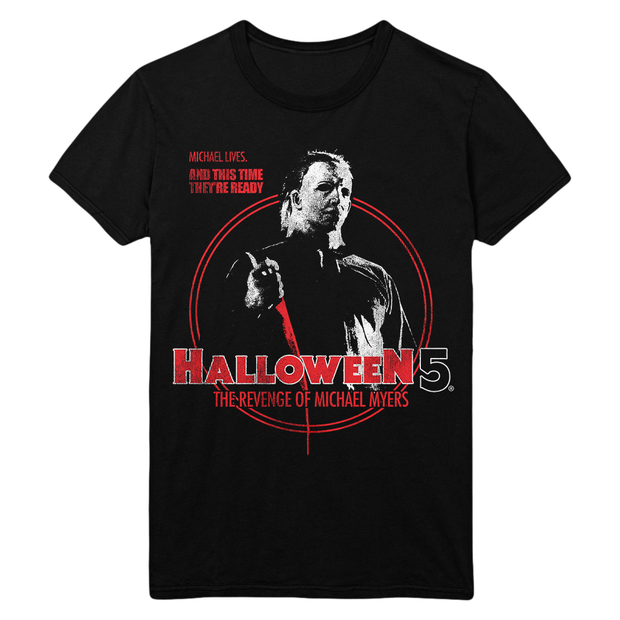 Halloween 5: Michael Lives T-Shirt