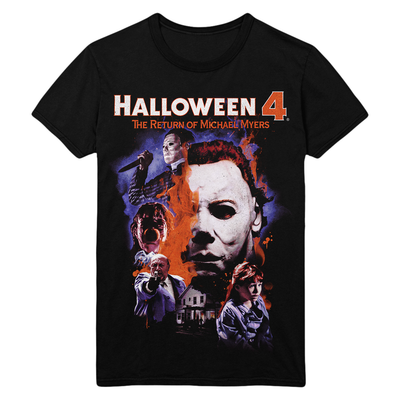 Halloween 4 Michael Myers T-Shirt