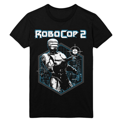 Robocop 2: He's Back T-Shirt
