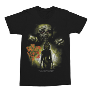 The Return of the Living Dead: Foreign Classic T-Shirt