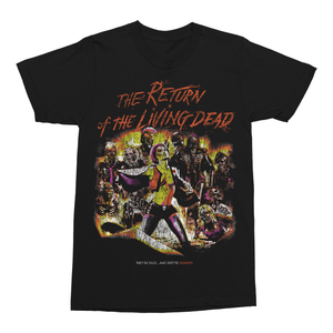 The Return of the Living Dead: Classic International T-Shirt