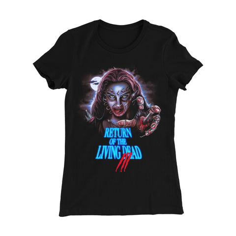Return of the Living Dead 3: To Die For - Woman's Fit T-Shirt