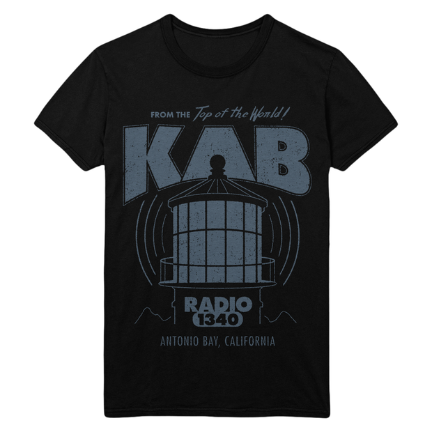 The Fog: KAB Radio (V1) T-Shirt